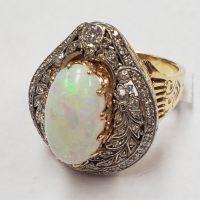 fine-estate-jewelry-simsbury-windsor-bill-selig-jewelers-Opal-Estate-Ring