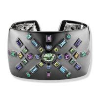 gemstone-bracelet-cirque-Jane-Taylor-cuff-bracelet-Happy-mint-green-tourm-purple-pink-yellow-sapphire-aqua