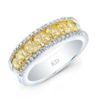 diamond-ring-fashion-yellow-diamonds-Simsbury-CT-Bill-Selig-Jewelers--Kattan-LRF05951YD